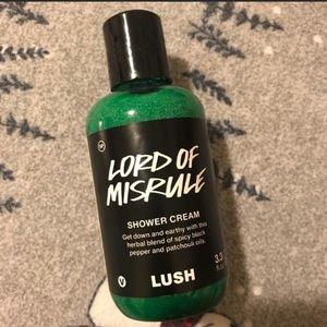 Lush Lord of Misrule shower cream 🐸